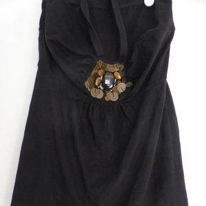 VICTORIA'S SECRET, VS, medium. black with design